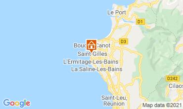 Mapa Saint-Paul Apartamentos 116952