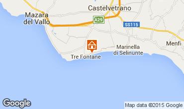 Mapa Tre Fontane Vivenda 95677