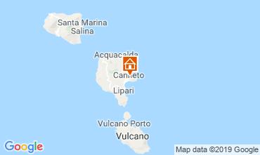 Mapa Lipari Casa 16874