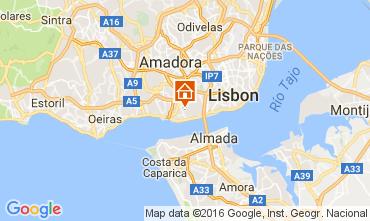 Mapa Lisboa Apartamentos 106258