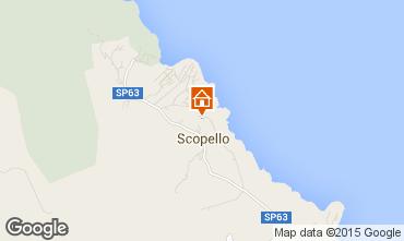 Mapa Scopello Vivenda 31625