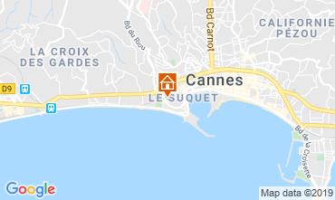 Mapa Cannes Estúdio 79486