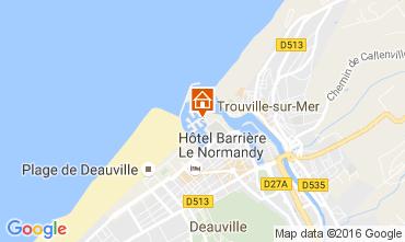Mapa Deauville Estúdio 106912