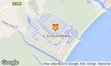 Mapa Empuriabrava Vivenda 92908