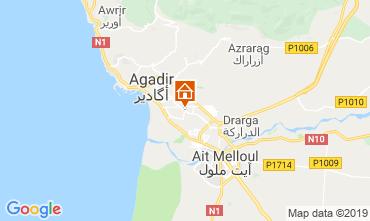 Mapa Agadir Apartamentos 120173