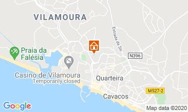 Mapa Vilamoura Apartamentos 117799