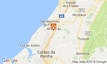 Mapa São Martinho do Porto Vivenda 115072