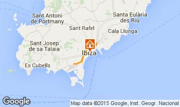 Mapa Ibiza Est�dio 85820