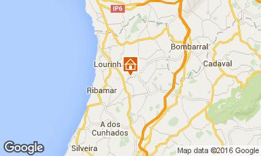 Mapa  Casa de turismo rural/Casa de campo 102342