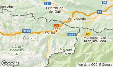 Mapa Tarvisio Est�dio 56270