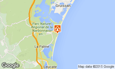 Mapa Port La Nouvelle Casa 10513