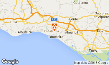 Mapa Vilamoura Apartamentos 56522