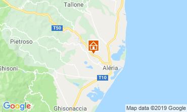 Mapa Aléria Vivenda 91356