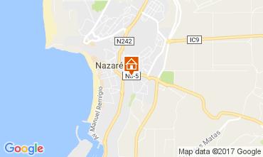 Mapa Nazaré Apartamentos 108784