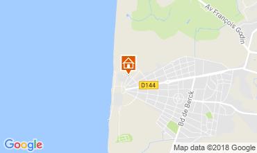 Mapa Le Touquet Apartamentos 112814