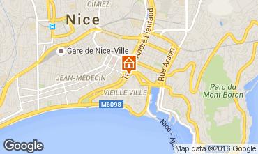 Mapa Nice Apartamentos 102844