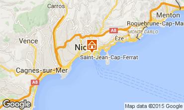 Mapa Nice Apartamentos 81032