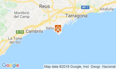 Mapa Salou Vivenda 79510