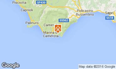 Mapa Marina di Camerota Apartamentos 59365