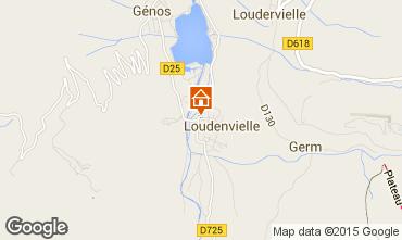 Mapa Loudenvielle Apartamentos 95454