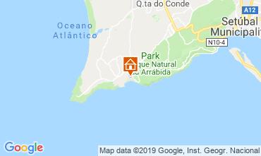 Mapa Sesimbra Apartamentos 117858