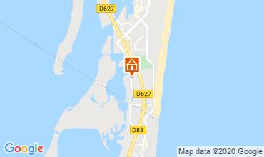 Mapa Port Leucate Casa 70434