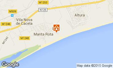Mapa Manta Rota Casa 87219