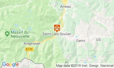 Mapa Saint Lary Soulan Apartamentos 40885