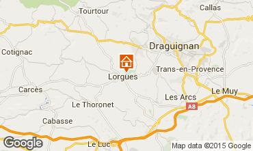 Mapa Lorgues Apartamentos 68957