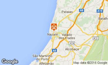 Mapa Nazar� Apartamentos 103067