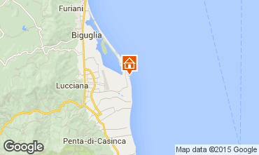 Mapa Lucciana Vivenda 100799