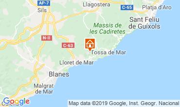 Mapa Lloret de Mar Vivenda 117948