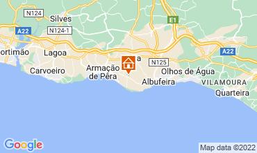 Mapa Albufeira Vivenda 106497