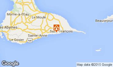 Mapa Saint Francois Vivenda 101258