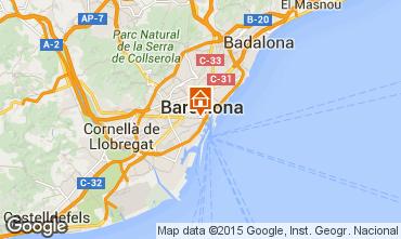 Mapa Barcelona Est�dio 92054