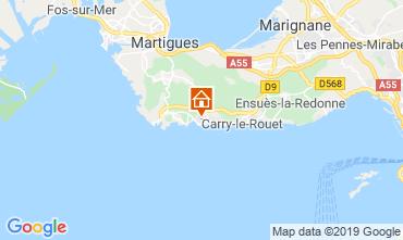Mapa Marselha Apartamentos 84214
