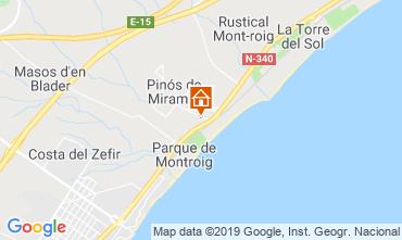 Mapa Miami Playa Vivenda 113955