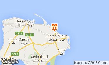 Mapa Djerba Vivenda 9883