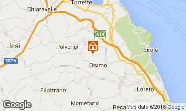 Mapa Osimo Vivenda 71799