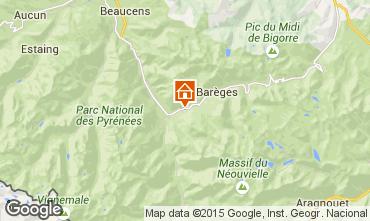 Mapa Luz Saint Sauveur Quarto de h�spedes 97074