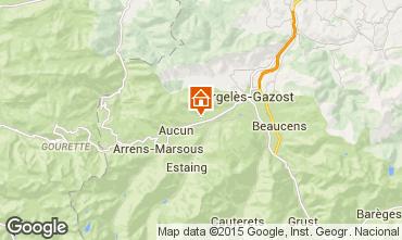 Mapa Argeles Gazost Casa de turismo rural/Casa de campo 68864