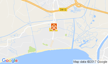 Mapa Vias Praia Mobil Home 108149