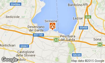 Mapa Sirmione Apartamentos 53164