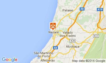 Mapa Nazar� Apartamentos 103081