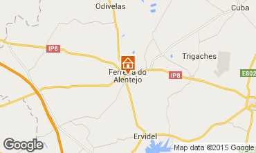 Mapa Ferreira do Alentejo Casa de turismo rural/Casa de campo 99488