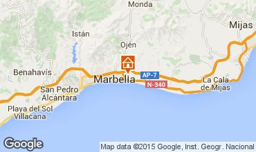 Mapa Marbelha Vivenda 78085
