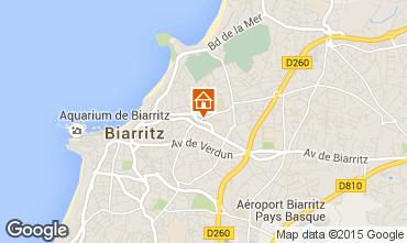 Mapa Biarritz Estúdio 70113