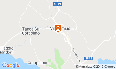 Mapa Villasimius Casa 119003