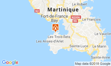 Mapa Trois Ilets Apartamentos 116795