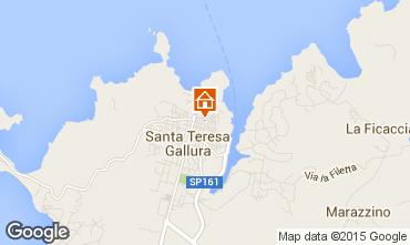 Mapa Santa Teresa di Gallura Apartamentos 99025
